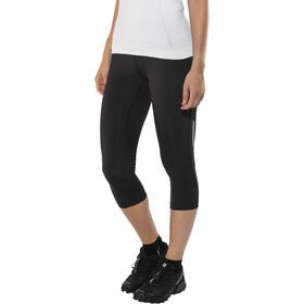 Salomon Agile Hardloop Shorts Dames, black